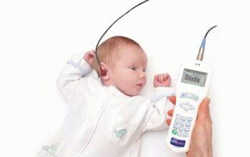 Bebeklerde işitme testi